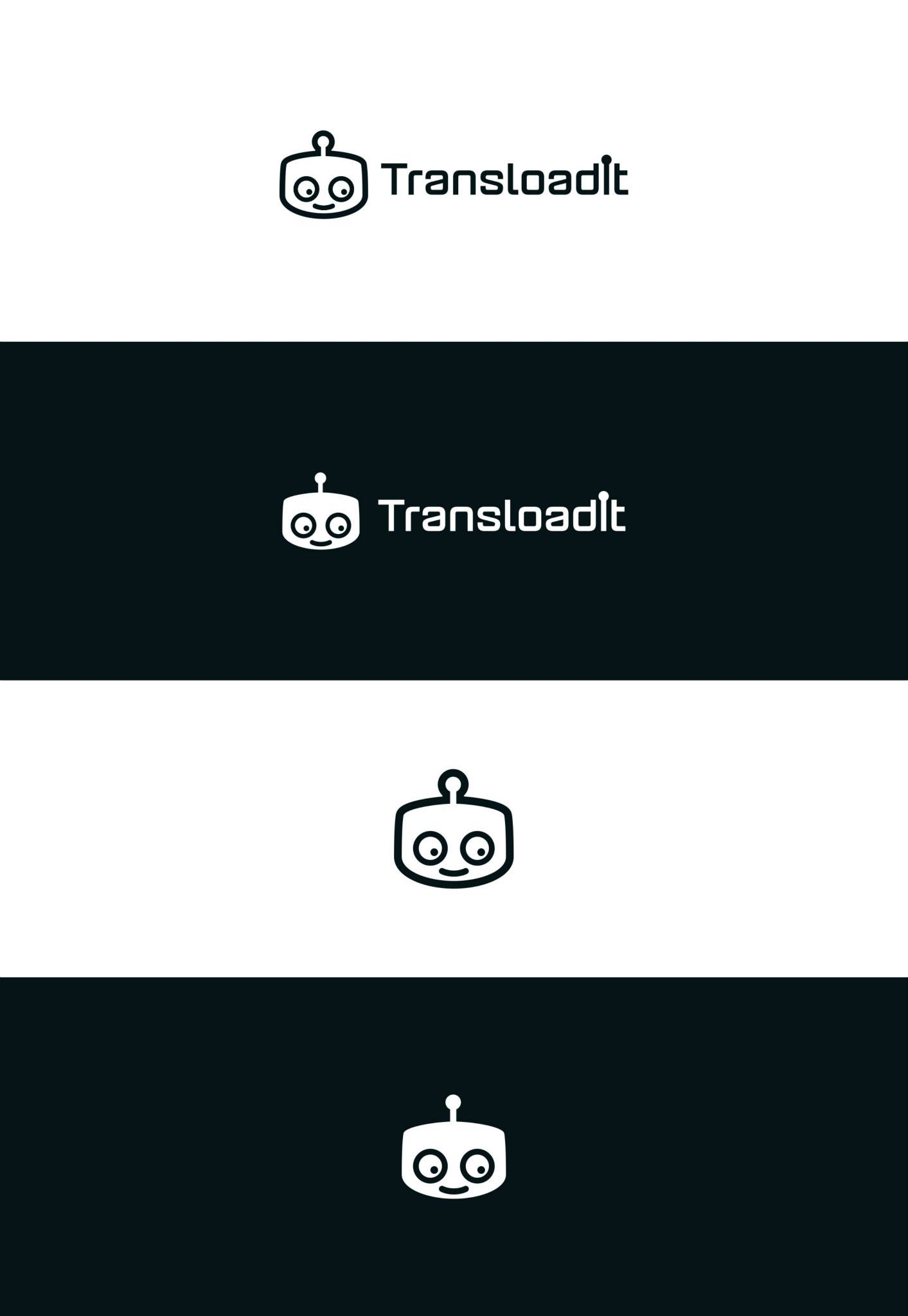 Transloadit's logos as of 2015