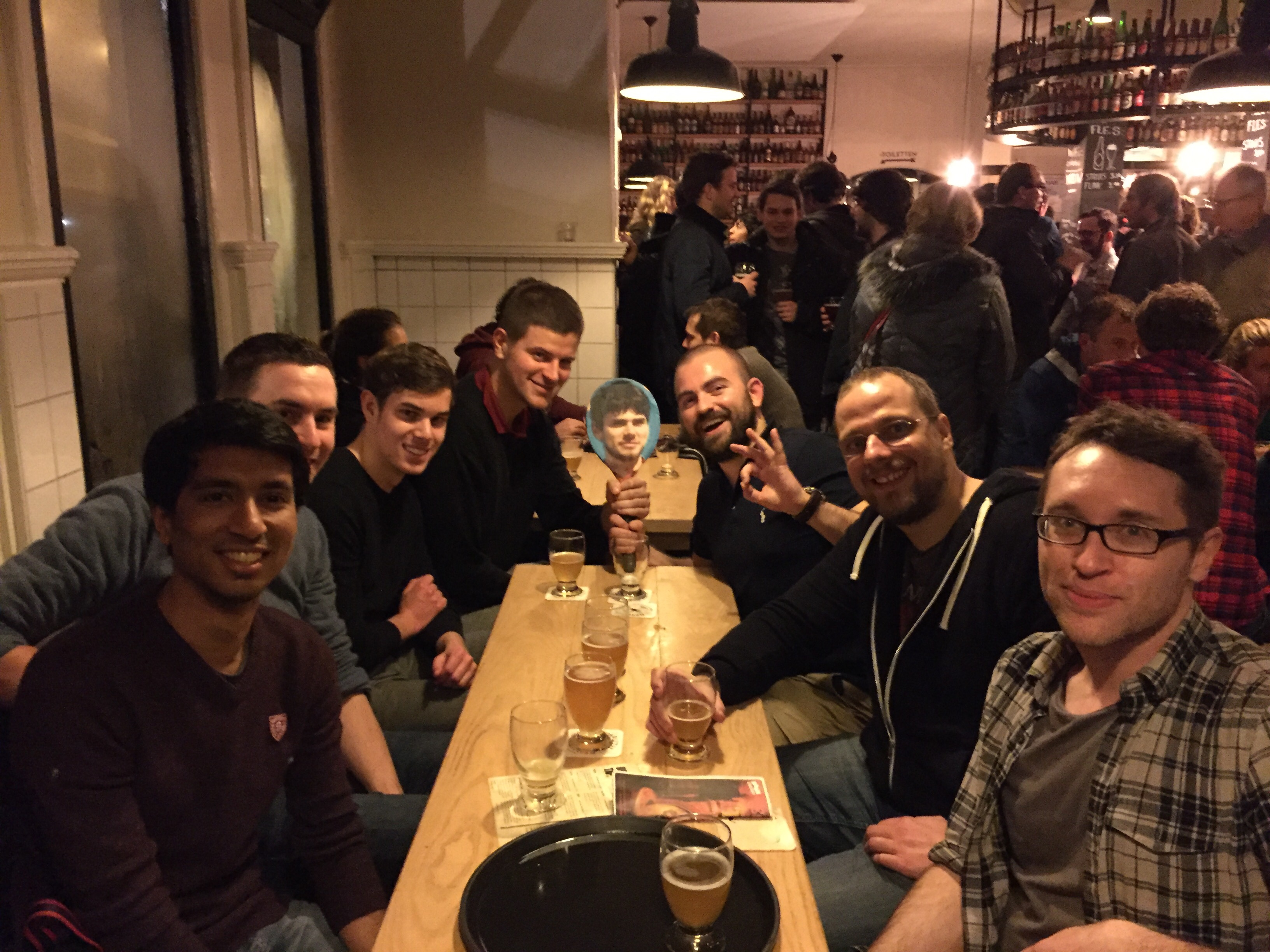 First global team meetup