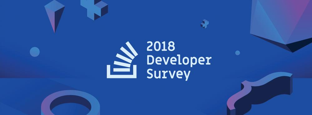 Stackoverflow Developer Survey Results 2018