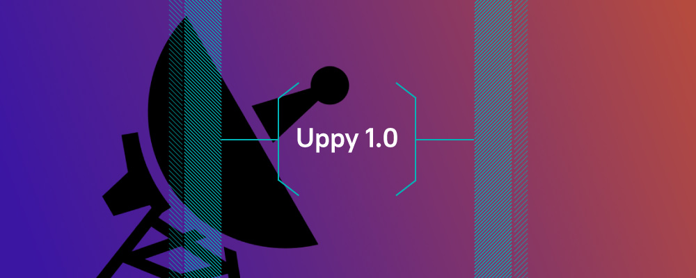 Uppy 1.0 was featured in GitHub's Release Radar of April 2019