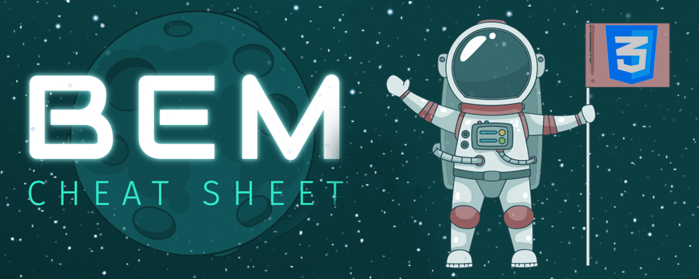 A must-have BEM cheat sheet for CSS developers