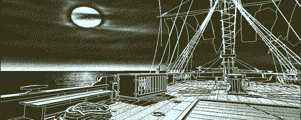 Ditherpunk — A look at monochrome image dithering