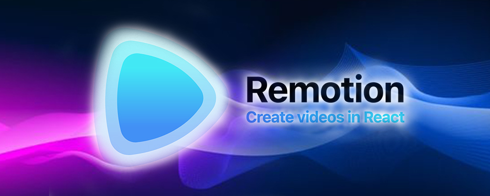 Remotion - Create motion graphics in React