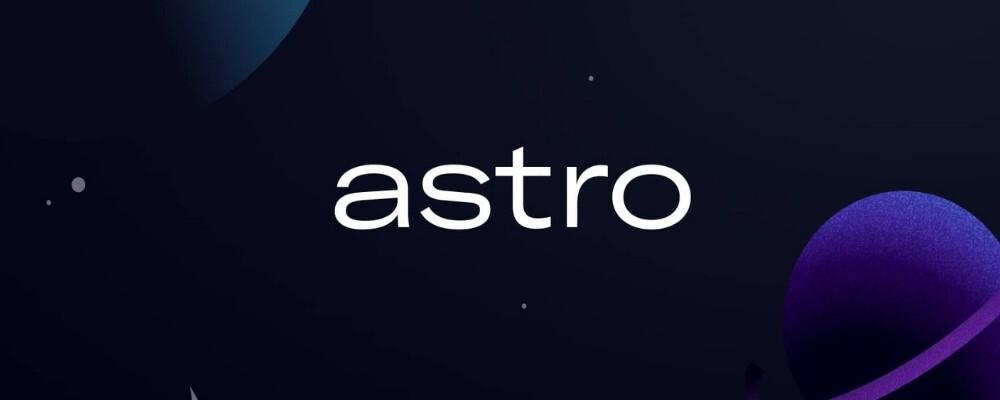 Introducing Astro - Ship Less JavaScript