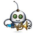 Our audio loop robot