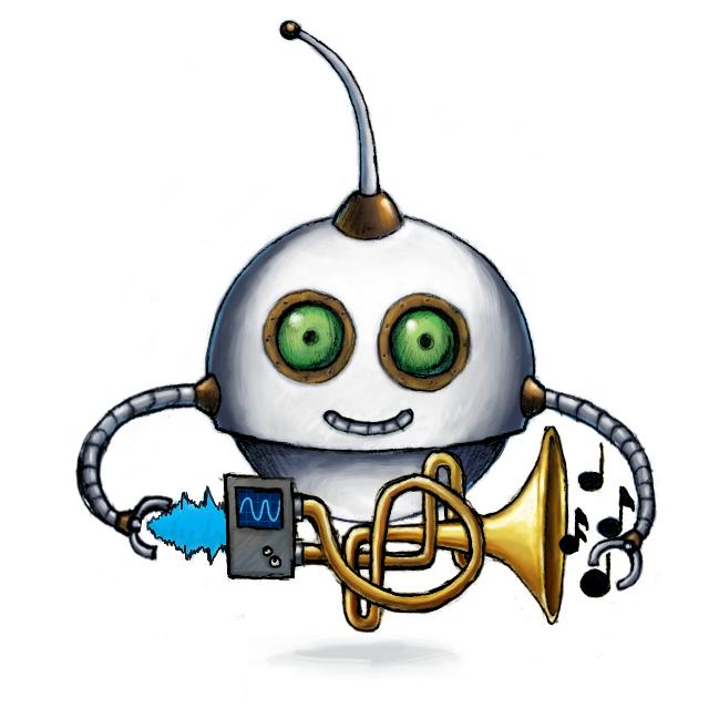 Our /audio/encode Robot
