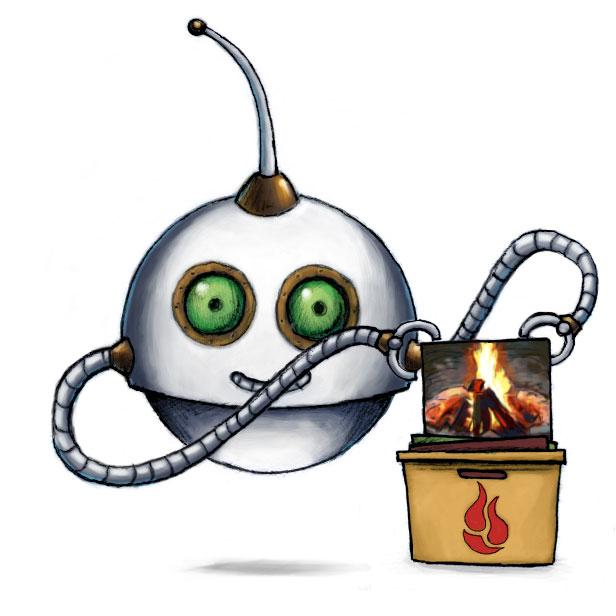 Our /backblaze/store Robot