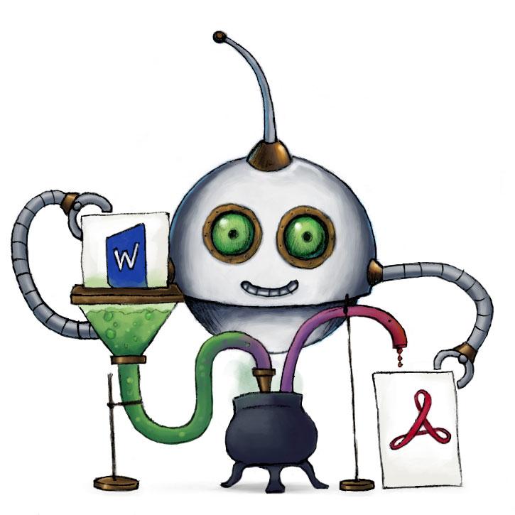 Our /document/convert Robot
