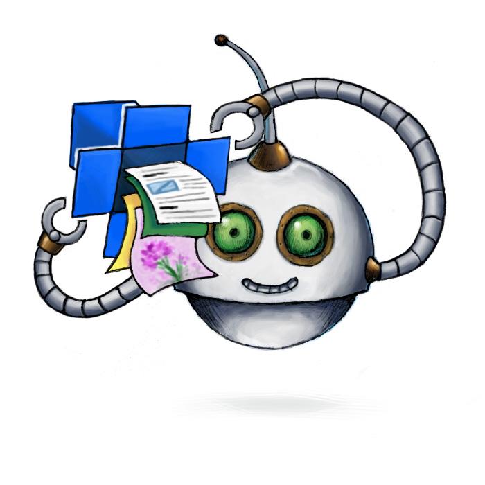 Our /dropbox/import Robot