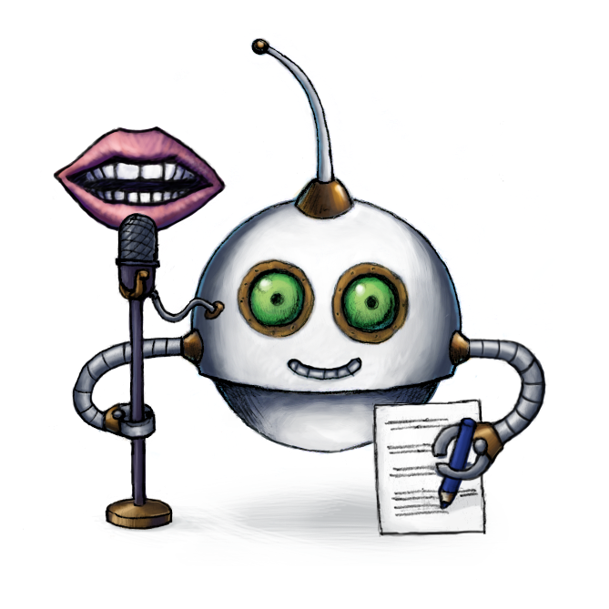 Our /speech/transcribe Robot
