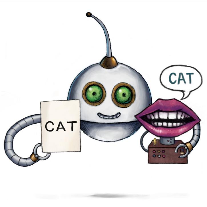 Our /text/speak Robot