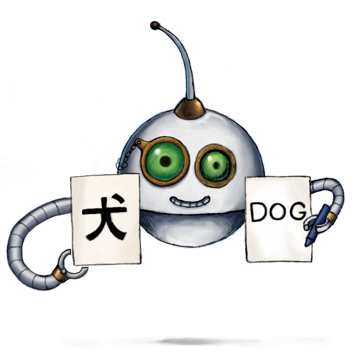 Our /text/translate Robot